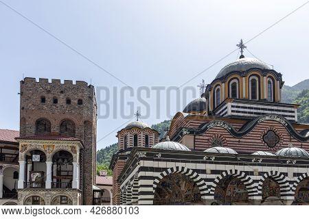 Monastery Of Saint Ivan (john) Of Rila (rila Monastery), Bulgaria