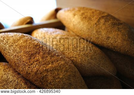 Bran Bread, Bakery Products, Bakery And Bakery