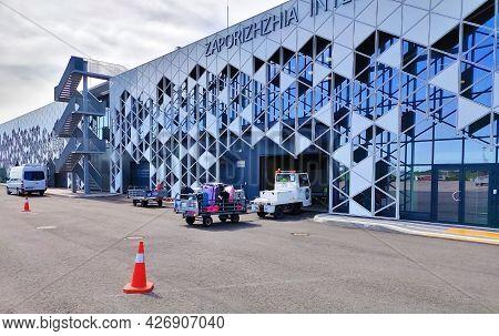 Antalya Airport, An International Terminal.