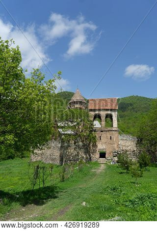 Tourism In Georgia For Architecture Old Ruins And Culture If Archeology