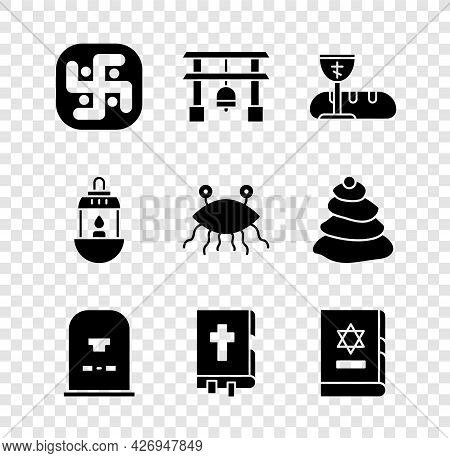 Set Jainism, Japan Gate, First Communion Symbols, Tombstone With Rip Written, Holy Bible Book, Jewis
