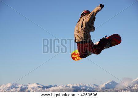 Freestyle Snowboarder