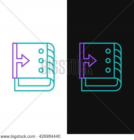 Line Sound Mixer Controller Icon Isolated On White And Black Background. Dj Equipment Slider Buttons