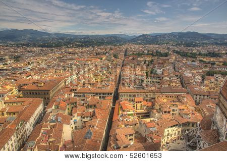 View Over Firenze
