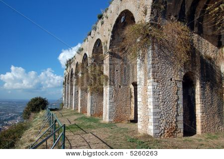 Zeus Roman Temple