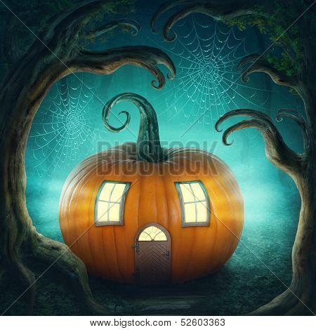 Pampkin Haunted House