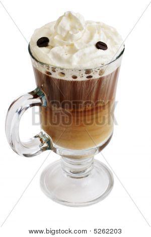 Coffe With Ice Cream