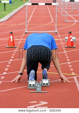 On Your Marks