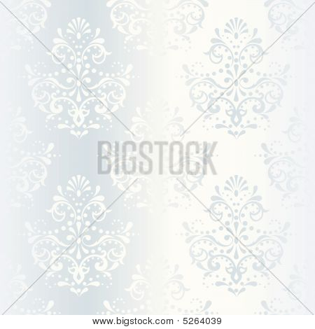 elegant white seamless pattern prefect for wedding designs. The tiles can be combined seamlessly. Graphics are grouped and in several layers for easy editing. The file can be scaled to any size. poster