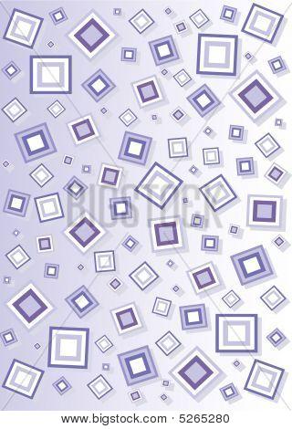 Background Violet Squares