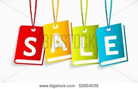 Book Multicolor Sale