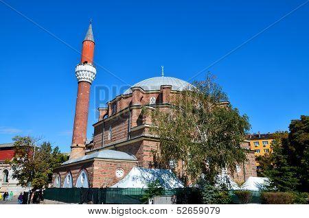 The Banja Baschi mosque