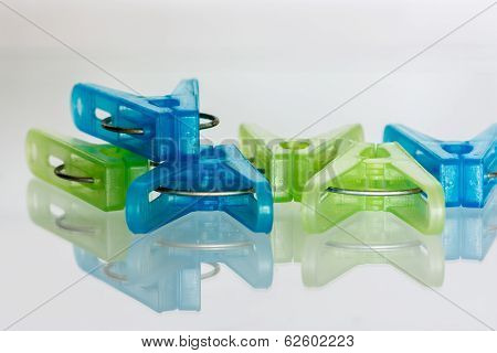 Plastic Clothes Peg