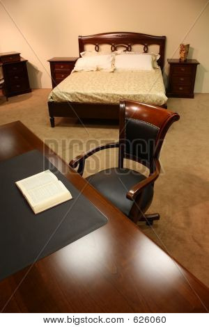 Book In Bedroom