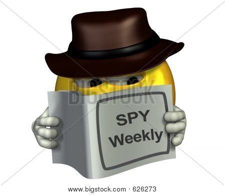 Spy Emoticon