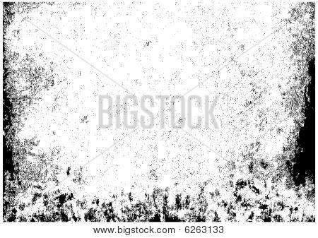 Grunge background texture vector illustration