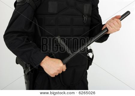 Riot Police Equipment