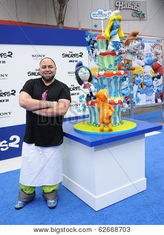 LOS ANGELES - JUL 28:  Duff Goldman arrives to the