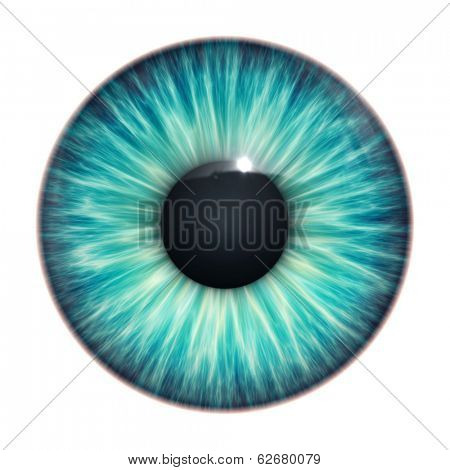 An image of a nice turquoise eye texture