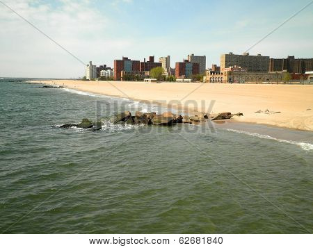 Beach And Brooklyn City