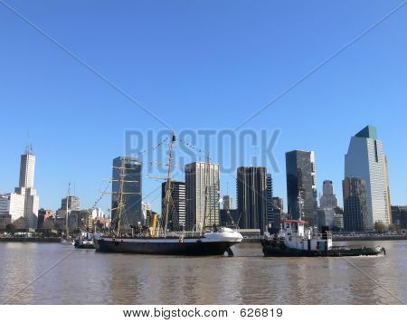 PORT OF BUENOS AIRES 3