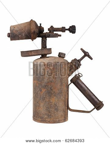 Rusty Old Blowtorch
