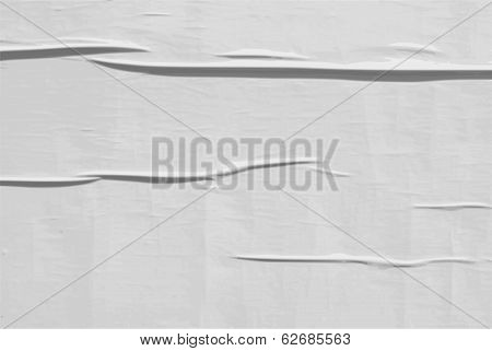 High resolution blank paper
