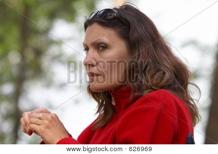 Portrait Of The Women.