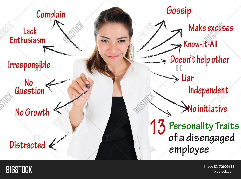 employee traits