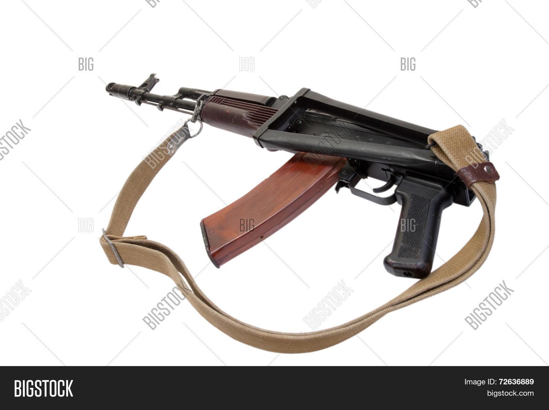 Kalashnikov Rifle Ak74 Image & Photo (Free Trial) | Bigstock