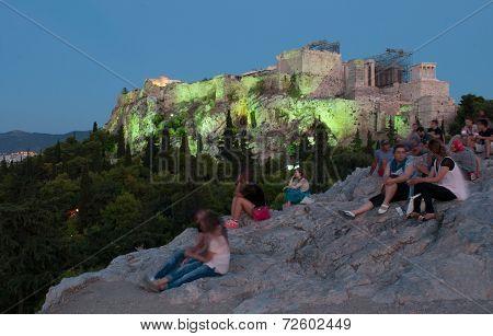 Acropolis, Parthenon Athens