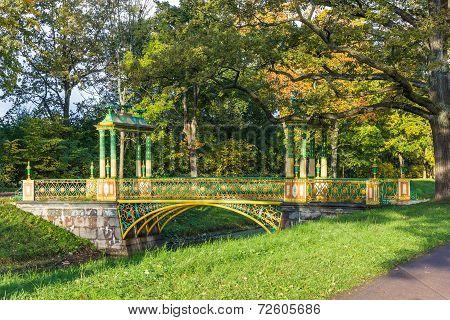 Small Chinese Bridge