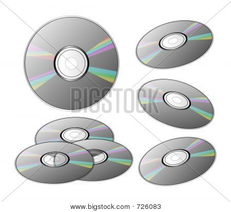 DVDs Or CDs