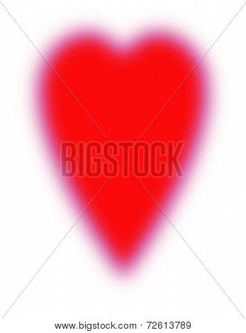 Blurry Heart