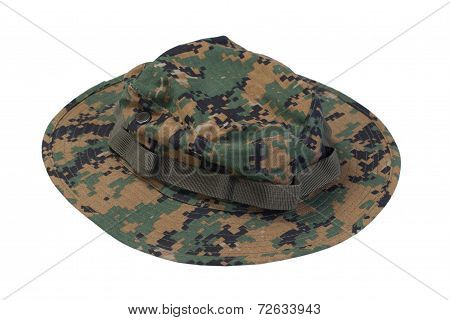 Camouflage Boonie Hat