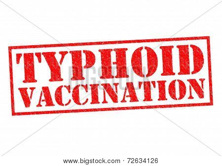 Typhoid Vaccination