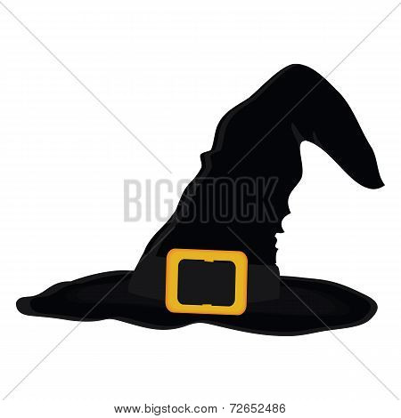 Witch hat for Halloween