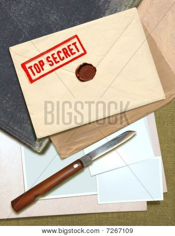 Top Secret Information