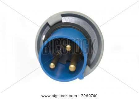 High power connector
