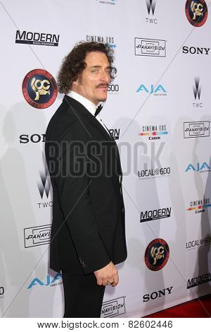 LOS ANGELES - FEB 8:  Kim Coates at the 2015 Society Of Camera Operators Lifetime Achievement Awards at a Paramount Theater on February 8, 2015 in Los Angeles, CA