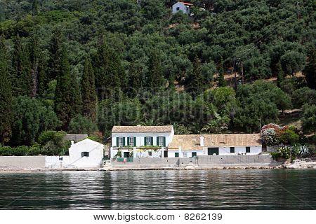 Coast Of Corfu