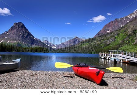 Two medicines lake