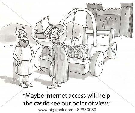 Internet Vikings