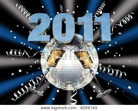2011 celebration