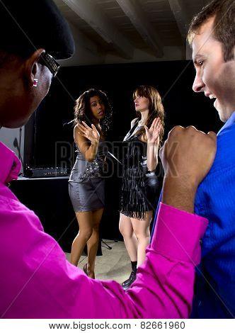 Harassment at a Nightclub