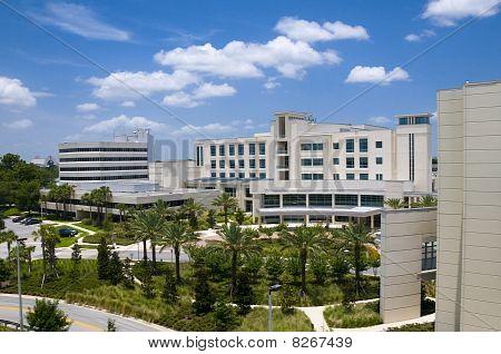 Hospital Landscape