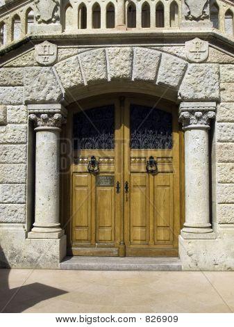 Justice door