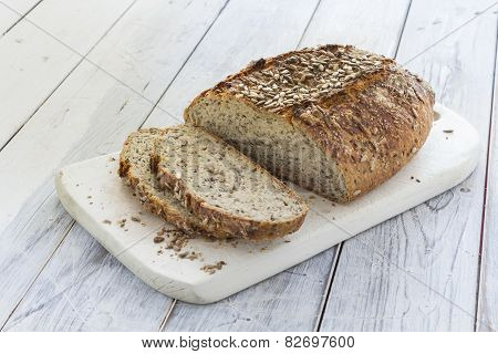 Homemade Brown Bread