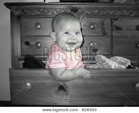 In Mommys Dresser