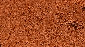 Image of Red Dirt on the ground poster